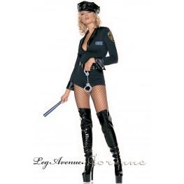 Costume da poliziotta