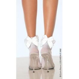 Leg Avenue calzine con fiocco